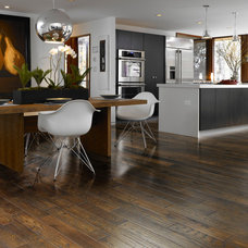 Modern Dining Room by Shaw Floors