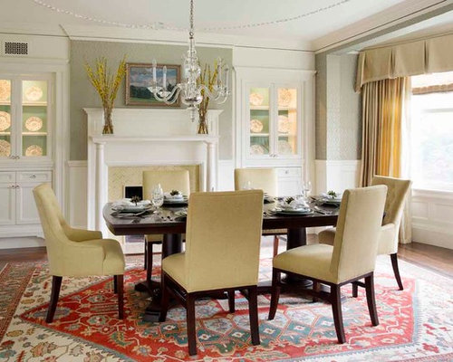 Victorian dining room home design ideas pictures remodel Victorian dining room colors