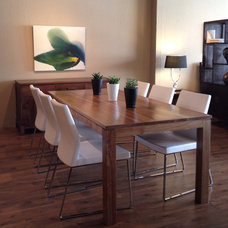Modern Dining Room by Gingko Home Furnishings