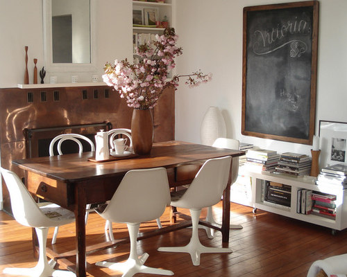 Antique Modern Mix Houzz