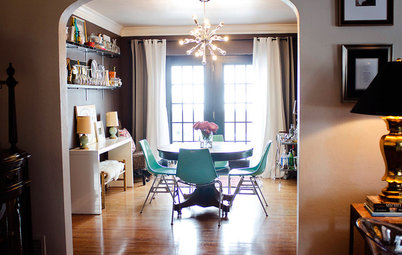 Houzz Tour: Artful Vintage Style in Omaha