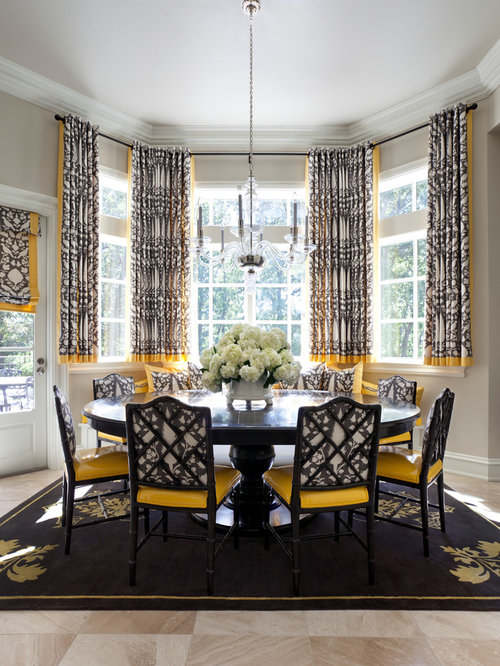 black dining table houzz