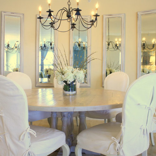 Inspiration For A Timeless Dining Room Remodel In Orlando