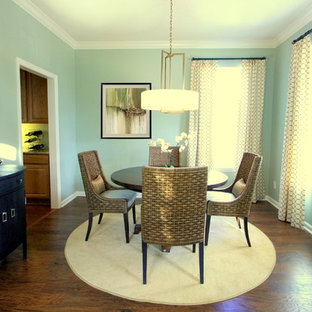 Example Of A Trendy Dining Room Design In Orlando