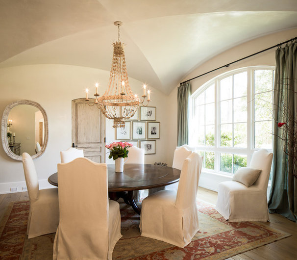 Traditional Dining Room by Thompson Custom Homes