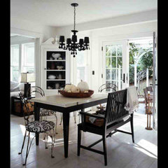 traditional dining room by SchappacherWhite Ltd.