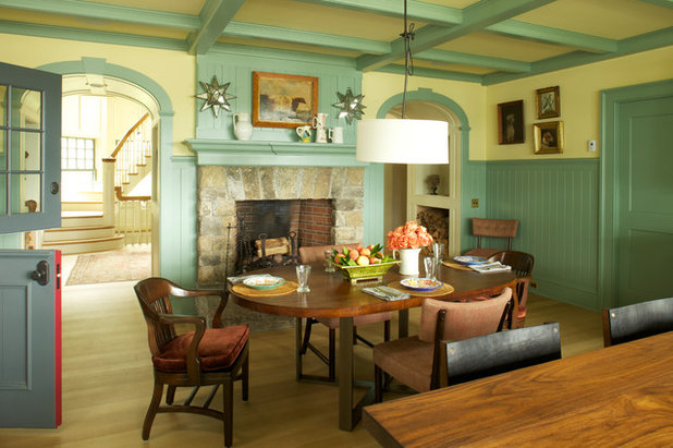 Traditional Dining Room by Hendricks Churchill