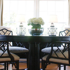 Contemporary Dining Room by Meade Design Group
