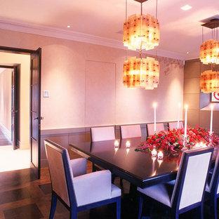 Inspiration pour une salle à manger design.