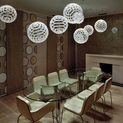 modern dining room by SHH - Spence, Harris, Hogan Associates