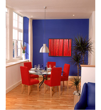 Modern Dining Room SHH