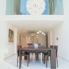 Contemporary Dining Room SHH