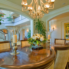 Traditional Dining Room by Arc Design Group
