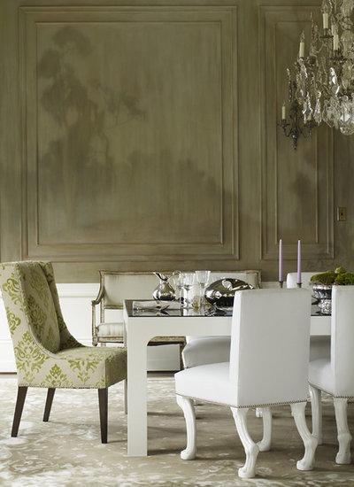 Traditional Dining Room by Steven Miller Design Studio, Inc.
