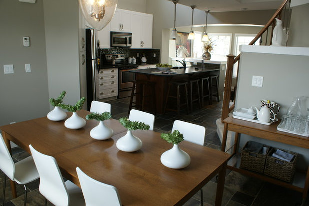 Dining Room by Crestview Floors