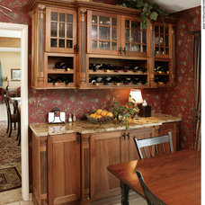 Traditional Dining Room by Showplace Wood Products