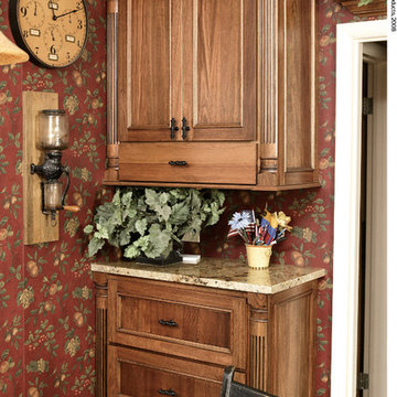 Showplace Cabinets - Dining Room