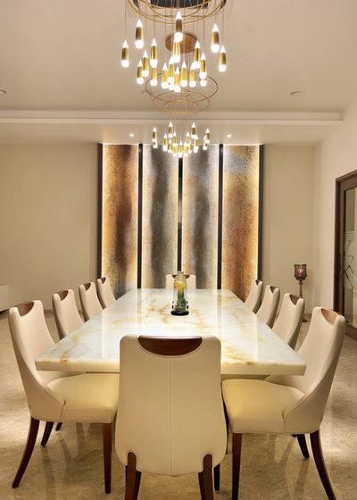 Dining Room by Usine Studio