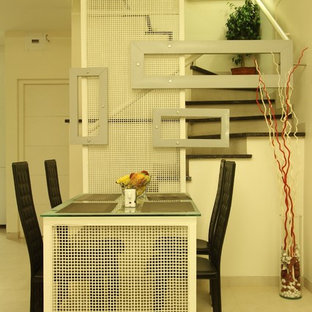 Новый формат декора квартиры: столовая в современном стиле