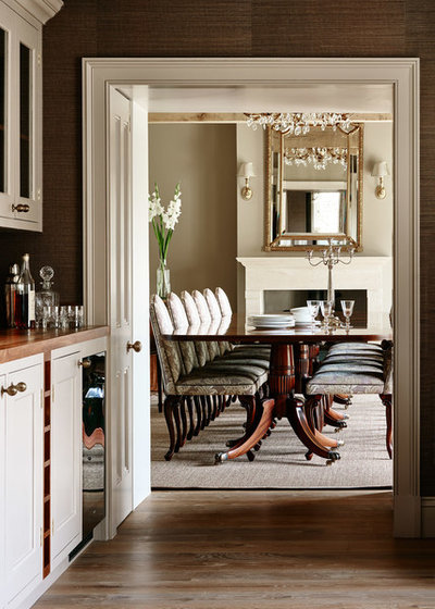 Country Dining Room by Sims Hilditch