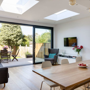 Single storey rear extension in Surbiton