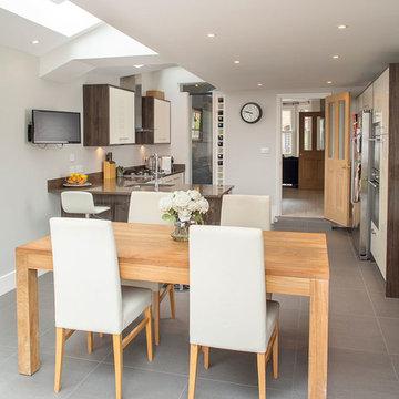 Single-Storey Side Return Extension in Twickenham
