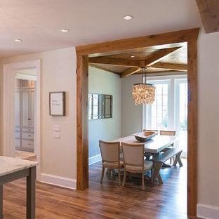 Sitting Purdy Beach House-Dining Room