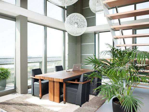 Modern Dining Room Sittingroom