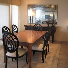 Traditional Dining Room by Interior Concepts, LC