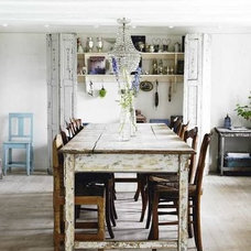 Eclectic Dining Room Skona hem