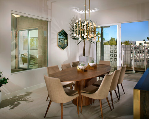Midcentury Dining Room Design Ideas Remodels Photos – Mid Century Dining Room