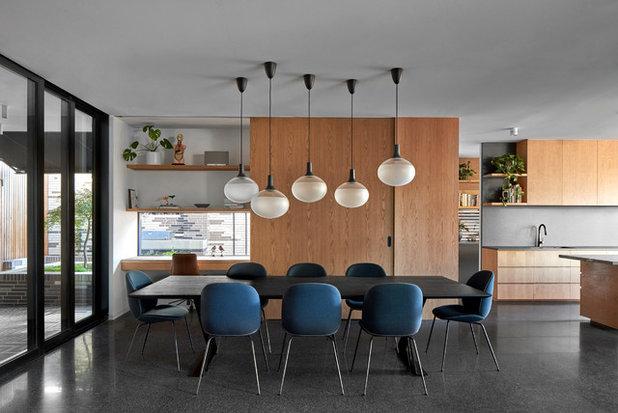 Modern Esszimmer by Melbourne Design Studios (MDS)