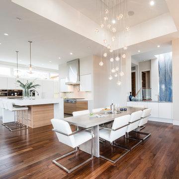 Sleek and Inviting Modern Luxury
