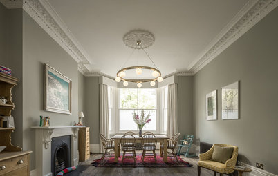 Houzz Tour: Light Shines on a Centuries-Old London Home