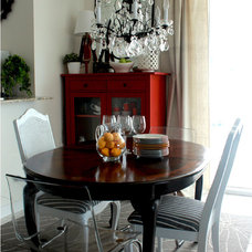 Eclectic Dining Room by YuliaK -photo