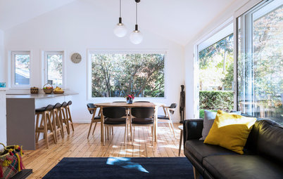 A Space-Savvy Renovation for a Tiny Worker's Cottage