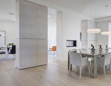 Smooth, White Oak Athena Hardwood Floors