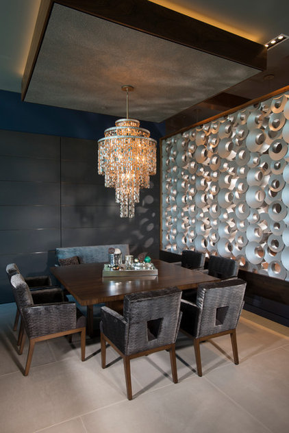 modern dining room wall decor ideas | Ready to Install a Chandelier? Here's How to Get It Done