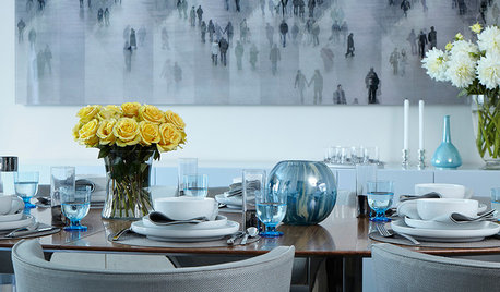 Formal, Relaxed, Basic: 3 Ways to Set the Dining Table