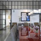 Amoroso Design Contemporary Dining Room San