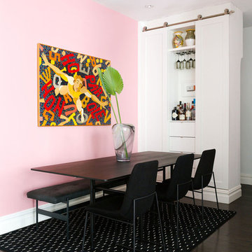 Soho Modern Eclectic Home