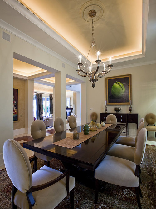 simple dining room houzz - Simple Dining Room
