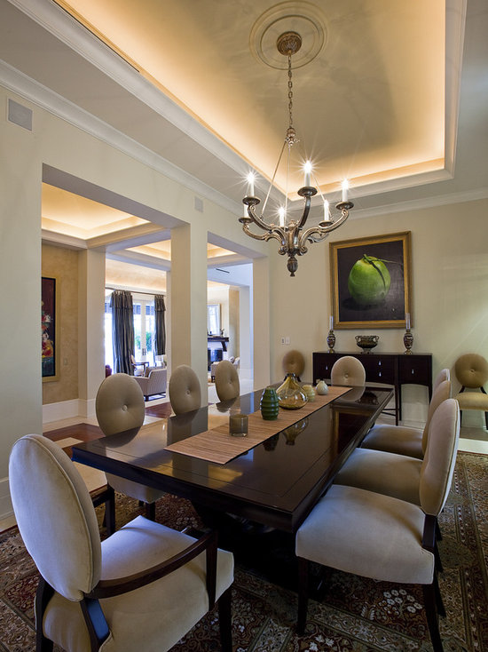 Simple Dining Room Houzz