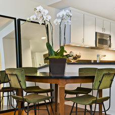 Eclectic Dining Room by Ian Stallings
