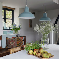 Farmhouse Dining Room by Inspired Design Ltd