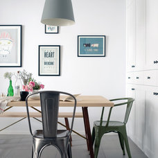 Contemporary Dining Room by hoo Interior Design & Styling