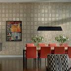 Model Home Design Amp Merchandising Contemporary Dining