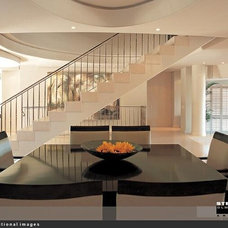 Contemporary Dining Room South African design