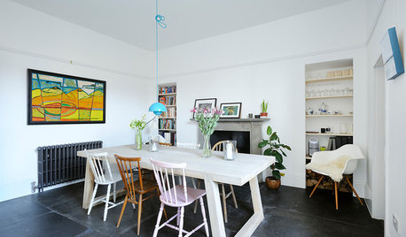 Houzz Tour: A Traditional Scottish Home Gets a Scandi-inspired Makeover