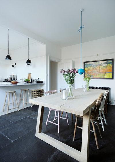 Skandinavisk Matplats by Brown + Brown Architects